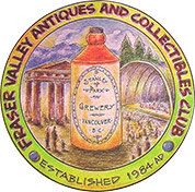 Member of Fraser Valley Antiques & Collectables Club